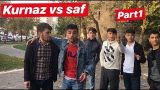 KURNAZ VE SAF part 1 ( komedi kısa film )