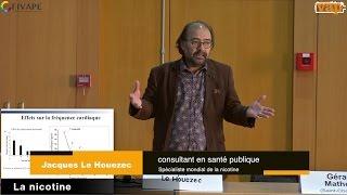 Toulouse : LA NICOTINE par Jacques Le Houezec
