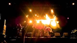 Ankhara  Mente atormentada  Rock Arena 2013 San Fulgencio