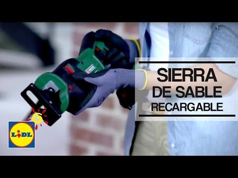 Sierra De Sable Recargable - Lidl España