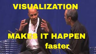 VISUALIZATION - makes it happen faster