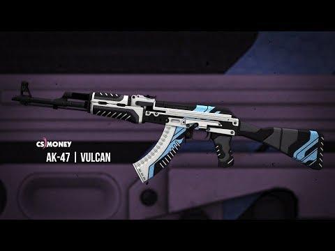 Vulcan AK47 Game Play Video
