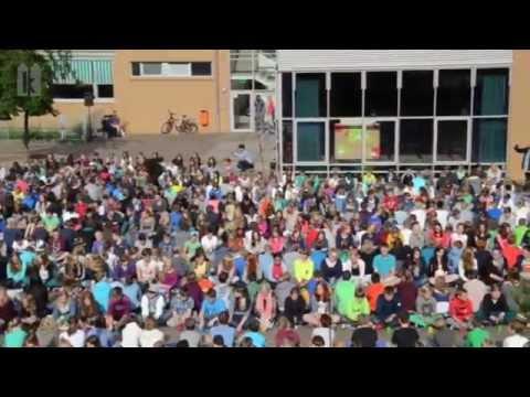 1.000 Schüler grooven zum