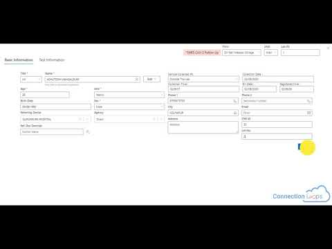 How to register patient on Cloud Pathology (DYPMCM)