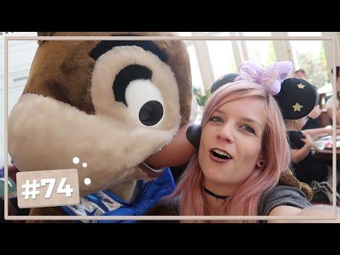 Zoenen in Disney?! | VLOG 74