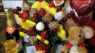 How To: Make Fruit Bouquet   Edible Arrangements   Perfect Gift Ideas