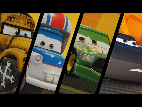 mp4 Cars 3 Unlocking Characters, download Cars 3 Unlocking Characters video klip Cars 3 Unlocking Characters