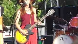 Feist-- How Come You Never Go There--Live @ Bonnaroo Music Festival 2012-06-08