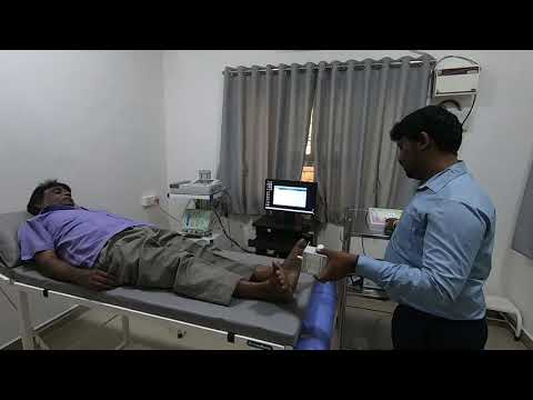 Biothezi VPT-Ultra Digital Diabetic Large Fiber Neuropathy Analyser