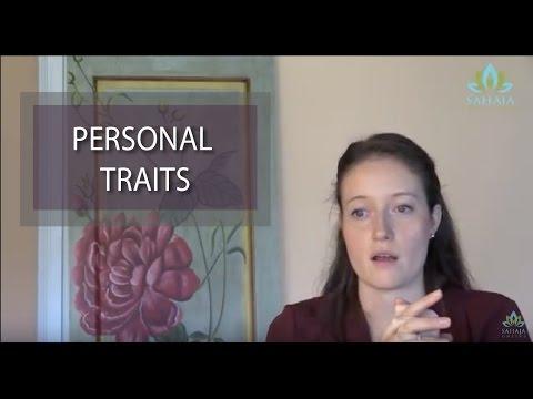 Sahaja improves personality