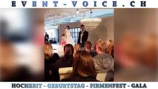 EVENT-VOICE | Sänger für Ihr besonderes Ereignis video preview