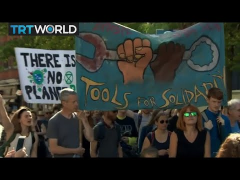 Climate Strike: Millions of people joined global climate strike