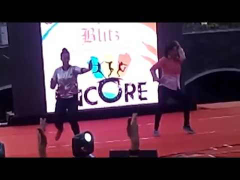 Mokshda Jailkhani At Delhi University  Hot Dance Performance New Video 2016 !!!!!!!!