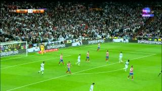 preview picture of video 'Final Copa del Rey 2013 Real Madrid 1-2 Atlético de Madrid (Completa) HD'