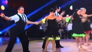 Tito Puente Jr On Dancing With Stars!!!