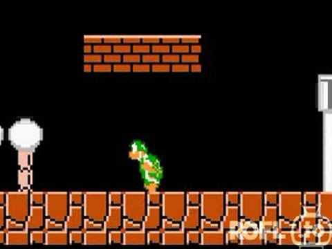 Mario Killing Spree