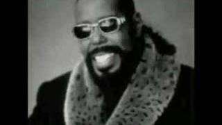 Barry White - Just a little bit more