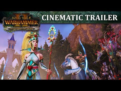 Total War: WARHAMMER II - The Queen & The Crone DLC Steam CD