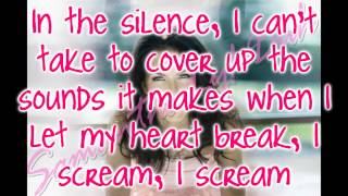 Scream by Katie Armiger with Lyrics