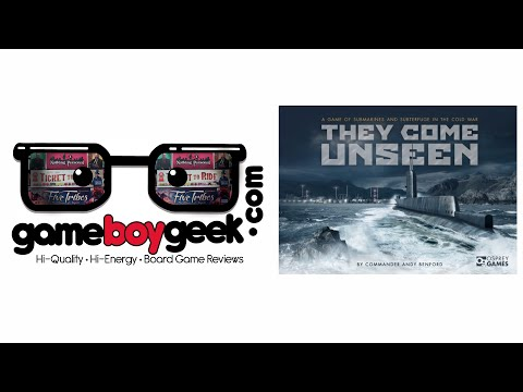 The Game Boy Geek Reviews They Come Unseen