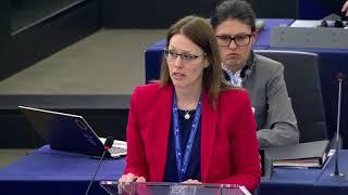 Topical debate on Russia - the influence of propaganda on EU countries. Monika PANAYOTOVA
