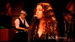 Alanis Morissette - Not As We (AOL Sessions LIve)