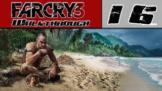 Far Cry 3 Walkthrough Part 16 - High Speed Chase! [Far Cry 3 Vehicles]