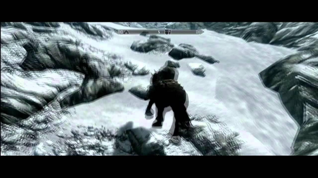 The Unsung Hero Of Skyrim: Super Horse
