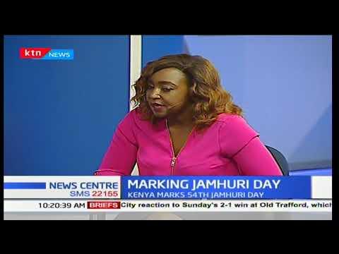 President Uhuru Kenyatta needs to foster national unity as Kenyans celebrate Jamhuri day:News Centre
