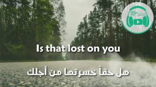 Lp   Lost On You مترجمة عربي