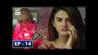Mere Khudaya Episode 14 - 22nd September 2018 - ARY Digital Drama