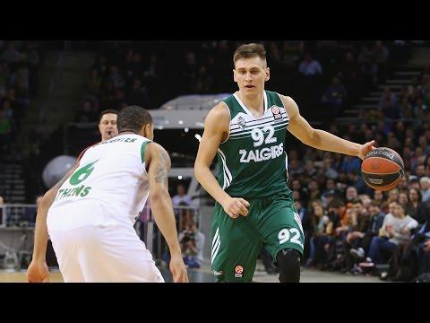 Highlights: Zalgiris Kaunas-Panathinaikos Athens