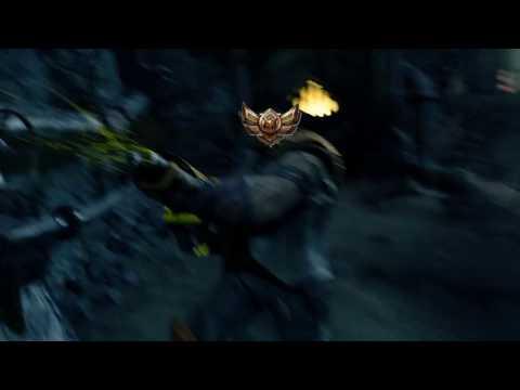 Warwick: The Wrath of Zaun | Bronze Edition