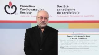 Dyslipidemia: Non-Fasting Lipid Determination - 2016 Guidelines