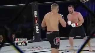 Artem Frolov vs Ivan Privalov (19-10-2014)