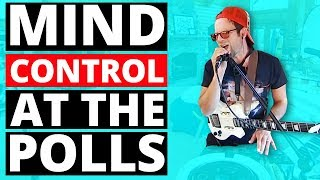Mind control at the polls (360° Music Video)