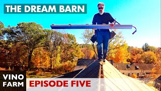 I Think I Invented A Roofing Tool - Dream Barn (5) - Solo Metal Roofing
