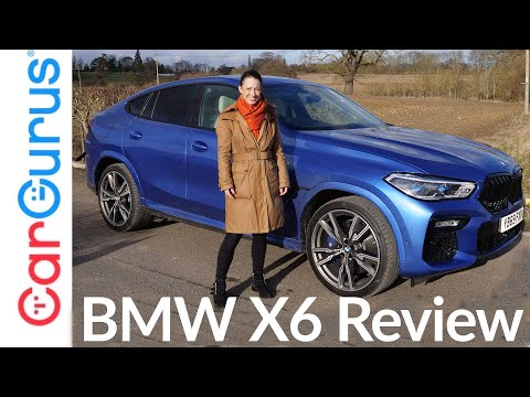 2020 BMW X6 M50d Review: Return of the original SUV-Coupe | CarGurus UK