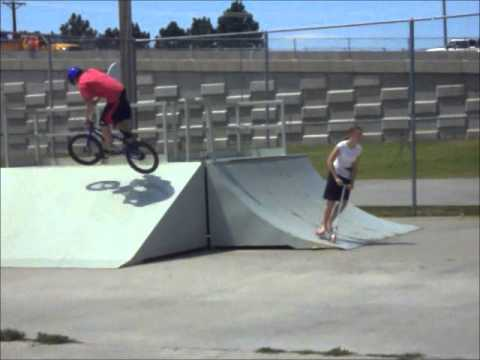 Wethepeople Reason at the Lusk Skatepark