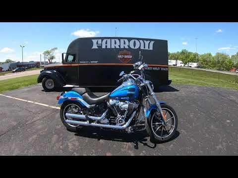 2019 Harley-Davidson Low Rider FXLR