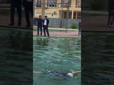 Khánh Phương_Giải Ba bơi tự do nữ_Năm học 20-21