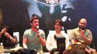 Atif Aslam Sings Tu Jaane Na  ~ Jazba Generation Tour...[Press Conference]