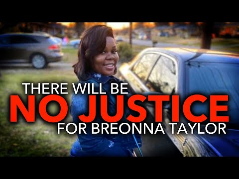 BREAKING: The Cops That KiIIed Breonna Taylor Will Get Away With It