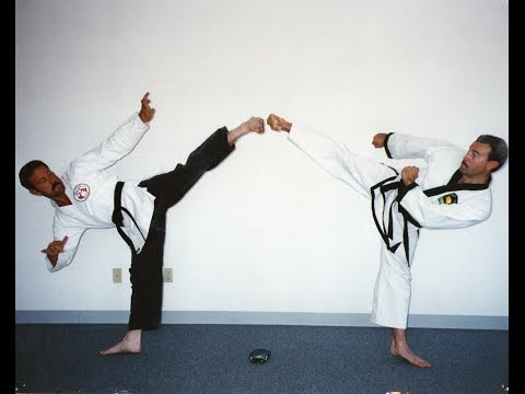 Martial Arts - Ki Cho E Bu - Basic Form #2 - Tang Soo Do - Training ...