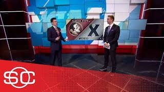 Xavier turnovers cost them in upset to Florida State   SportsCenter   ESPN