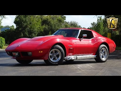 Video of '75 Corvette - KDSD