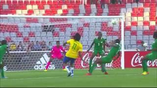 Nigeria v Brazil – FIFA U-17 Women's World Cup 2016