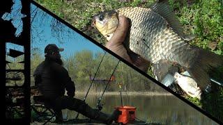 Карась весна рыбалка на фидер 2020