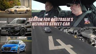 GT R? Audi? Evo? Barra ? The Search For Australia's Ultimate Street Car   Pt 1