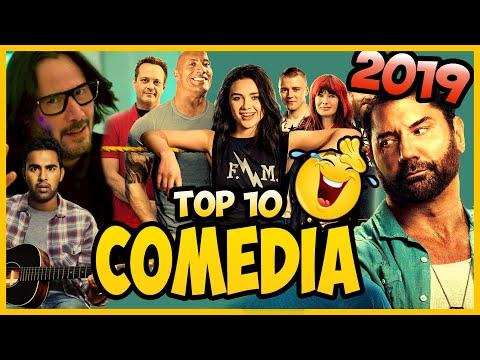 Top 10 Mejores Peliculas De Comedia 2019 #1   Top Cinema